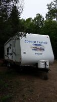 26ft Copper Canyon Sprinter Trailer