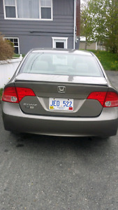 Honda civic car 2008 Model