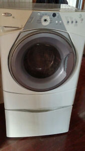 Front load Whirlpool duet washer Kingston Kingston Area image 1