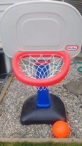 MOVING SALE - Little Tikes Basketball Set