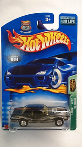2003 HOT WHEELS TREASURE HUNT DIECAST 1968 MERCURY COUGAR W/RR