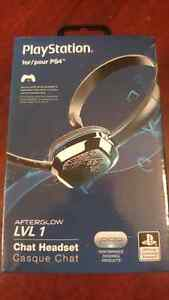 Casque ps4 neuf