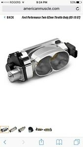 Ford Racing Throttle Body