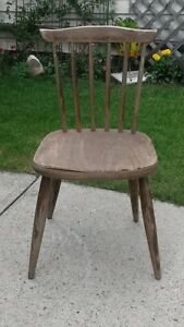 Chair; FROM TURN OF THE CENTURY