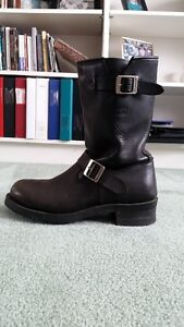 Riding Boots - Leather