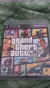 Grand Theft auto five for PS 3