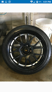 Beauty Rims mint condition!! 4x108