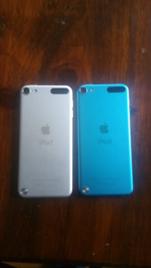 2 ipod touch 32gb 5th gen