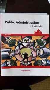 MGMT3313 Public Administration Edmonton Edmonton Area image 1