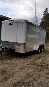 2015 Enclosed Trailer Excellent Condition USED FOR STORAGE ONLY