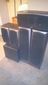 Omage Surround Speakers