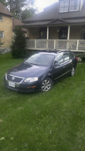 07 VW Passat Wagon for sale
