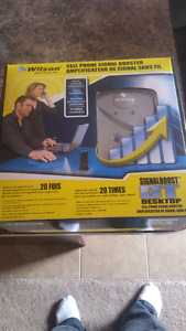 New wilson cell phone signal booster
