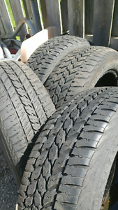 "15"" all season tires for sale."
