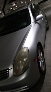 2003 infiniti g35 in Mint condition.