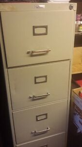 3 Filing Cabinets