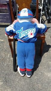 TORONTO BLUE JAYS POUTING DOLL