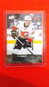 Carte de hockey upper deck 15/16 #231 SAM BENNETT