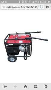 honda5000sx generator