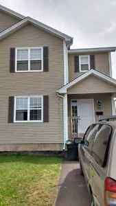 Beautiful semi detached for rent July 1st