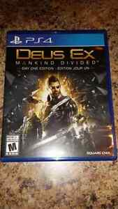 Dues Ex - mankind divided