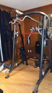 Squat machine plus a lot more!!!