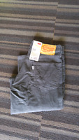 levi's 514 corduroy pants 28x32 new