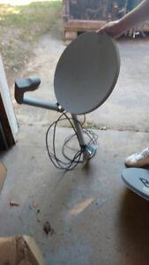 Free Satellite Dishes!