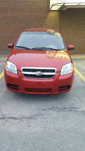 2009 Chev Aveo low Kms 120000