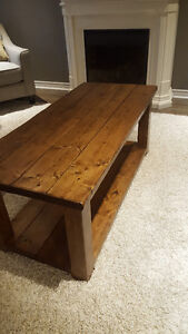 Custom Coffee Tables starting at only $295 Kitchener / Waterloo Kitchener Area image 1