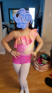 Custom dance costume size youth medium