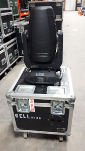 Elation Platinum HFX Moving head light (3 in 1 hybrid)