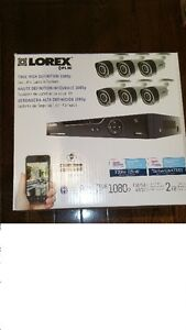 1080P HD Security Camera System
