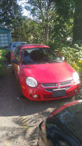 2005 Dodge SX 2.0 Base Sedan - 114K KM - $2100 OBO