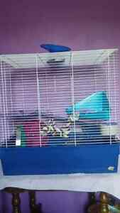 Rodent cage for sale Cambridge Kitchener Area image 1