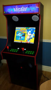Arcade Machine + 14.000 games & 23 Consoles in 1