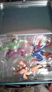 MARVEL HOLIDAY ORNAMENT SET London Ontario image 2