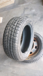 2 Pirelli Winter 210 Snowsport 205/55r16