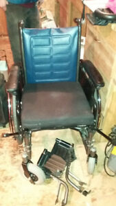Invacare Tracer SX5 Deluxe Wheelchair