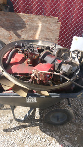 2010 Isx 500 cummins engine spare parts for sale