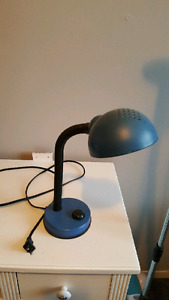 Desk top lamp.