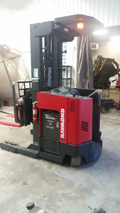 Certified Great Condition Raymond Forklift Delivery Included!