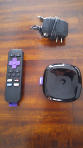 Roku 2 streaming device