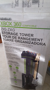 Xbox storage tower
