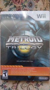 RARE Metroid Prime Trilogy for Wii