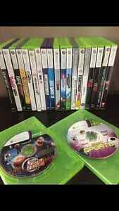Xbox 360 with Kinect includes 3 controllers and 21 games Windsor Region Ontario image 2