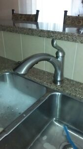 Delta Kitchen faucet  comes with  Instructions and original  box London Ontario image 1