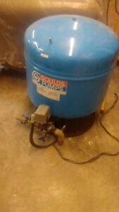 32 gallon pressure tank and switch
