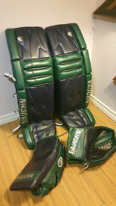 Vaughn velocity pads and gloves