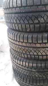 Audi a4 winter tire package. 225/50R17 brand new tires.  Kitchener / Waterloo Kitchener Area image 2